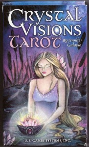 crystal visions tarot deck