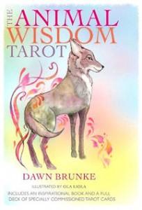 animal wisdom tarot deck