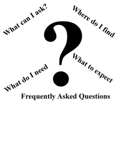 faq requently asked questions